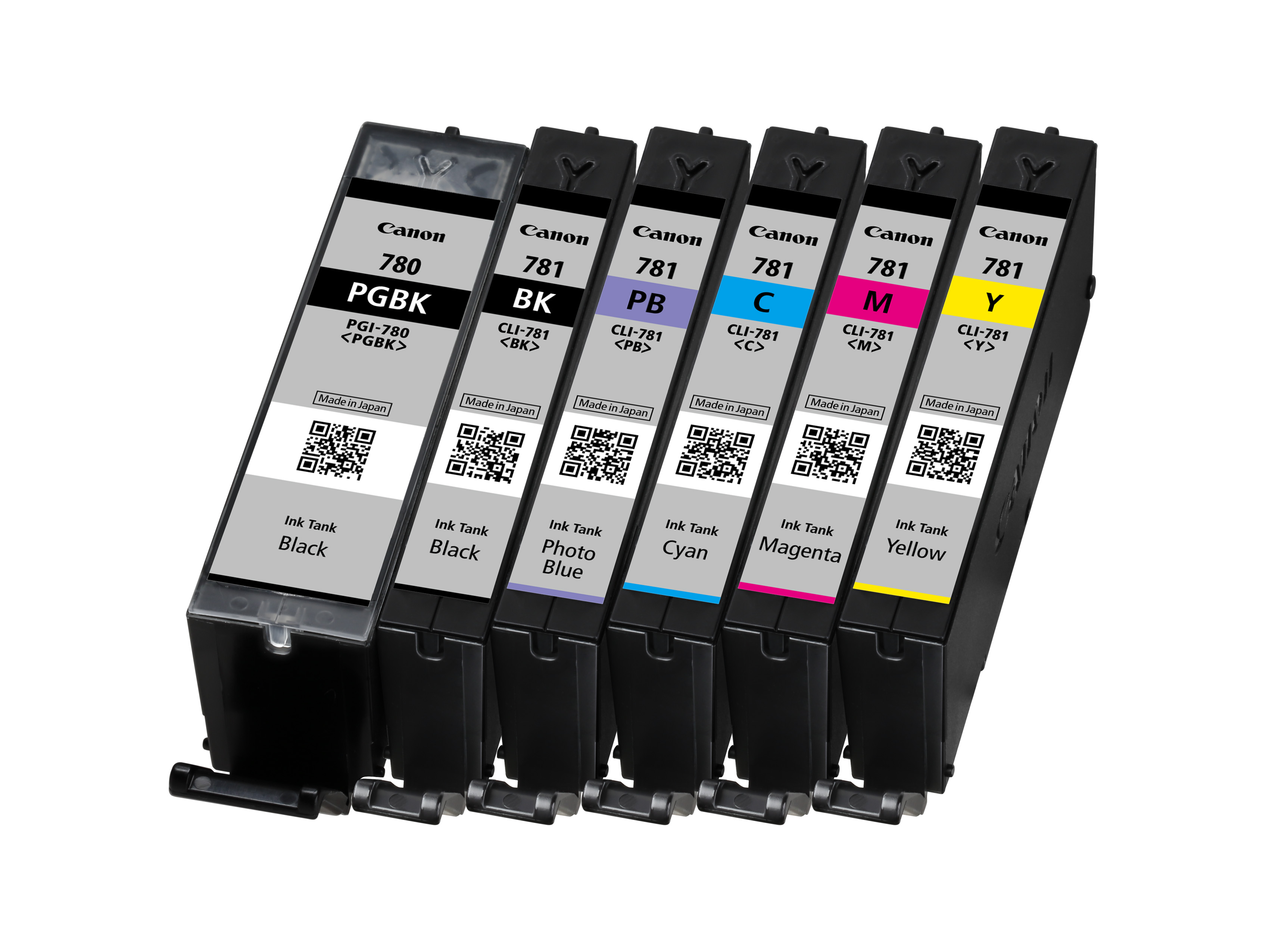 6-Ink System for Vivid Colour Photos