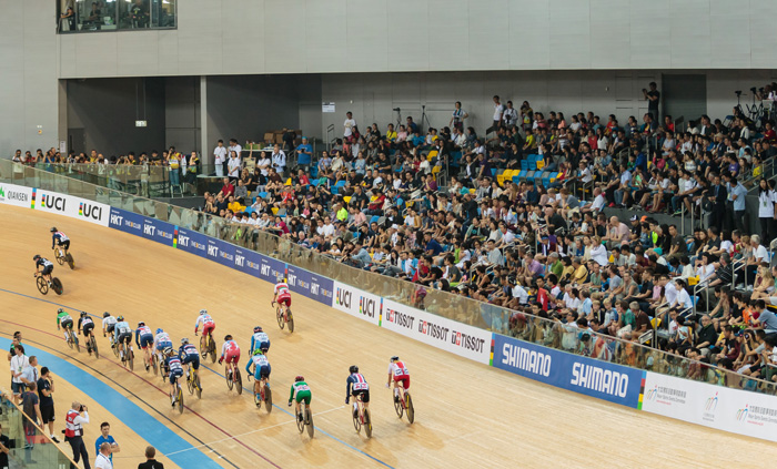 Canon Hong Kong supported UCI Track Cycling World Championship 2017