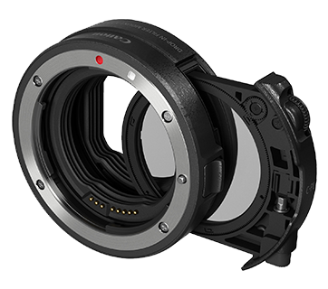 Canon Drop-in Filter Mount Adapter EF-EOS R (CPL)