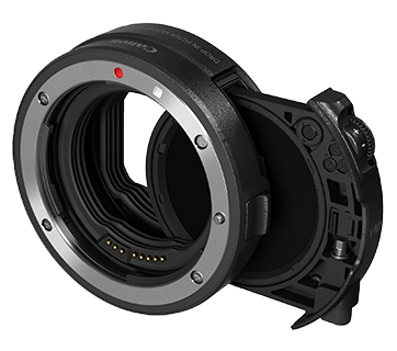 Canon Drop-in Filter Mount Adapter EF-EOS R (Variable ND)