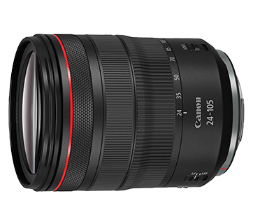 Canon RF24-105mm f/4L IS USM