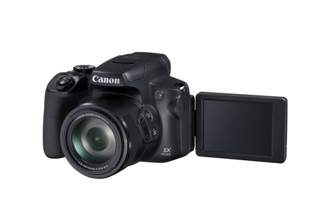 Canon Launches New PowerShot SX740 HS Digital Compact Camera - Canon