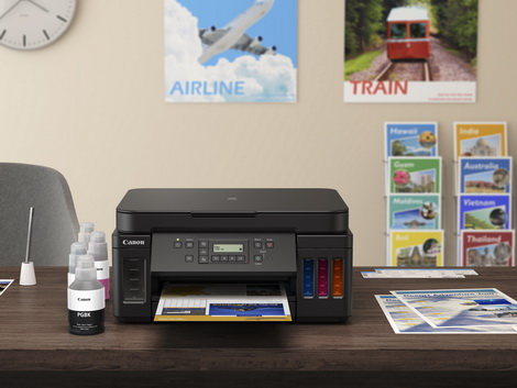 Canon New PIXMA G3010 & PIXMA G4010 Refillable Ink All-In