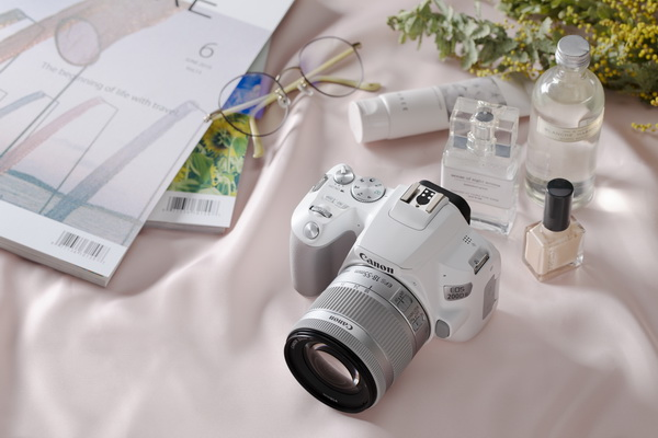 The Launch of Canon EOS 200D II - the World's Lightest DSLR Camera