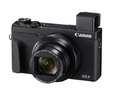 Canon Launches the new PowerShot G-Series Digital Compact Cameras and All-In-One Full Frame 10x High-Power Zoom RF Lens