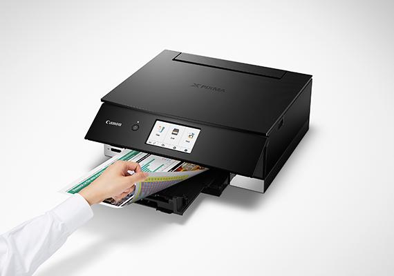 Auto Duplex Printing