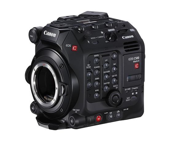 佳能宣佈推出多款全新影像產品 強化影像表現力 靈活應對各種專業攝製需要