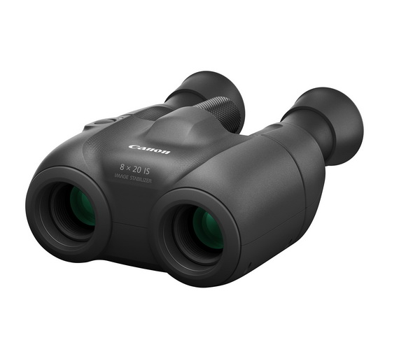 Canon Launches the World's Lightest Binoculars with Image Stabilization  8x20 IS and Compact Binoculars 10x20 IS