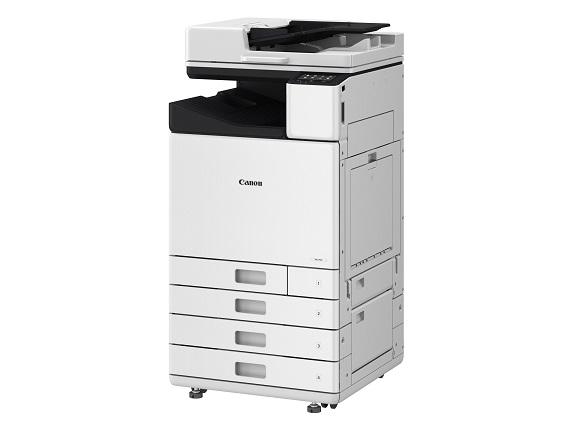 佳能全新多功能商用A3噴墨打印機WG7750F及WG7740
