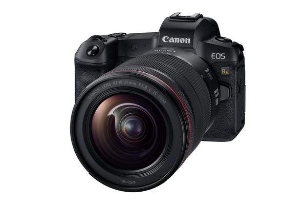 佳能推出全新 EOS Ra - 天文攝影專用全片幅數碼無反相機