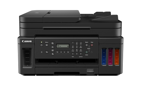 Canon New PIXMA G7070 & GM4070 Refillable Ink All-In-One Printer