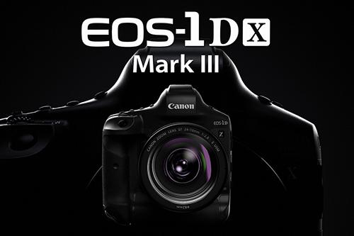 EOS-1D X Mark III Features Highilght