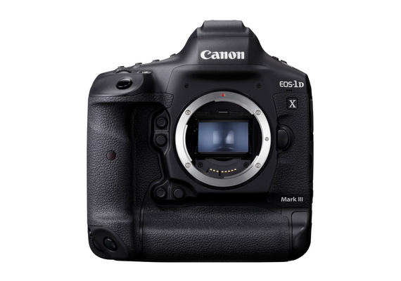 Canon Unveils the Launch of New EOS-1D X Mark III -  The Ultimate Professional Flagship Full-Frame DSLR Camera