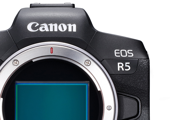 Canon Announces Development of the New EOS R5 - Next-generation Full-frame Mirrorless Camera and New RF Series Lenses