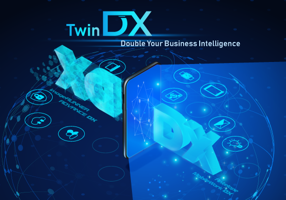 Twin DX – Double Your Business Intelligence