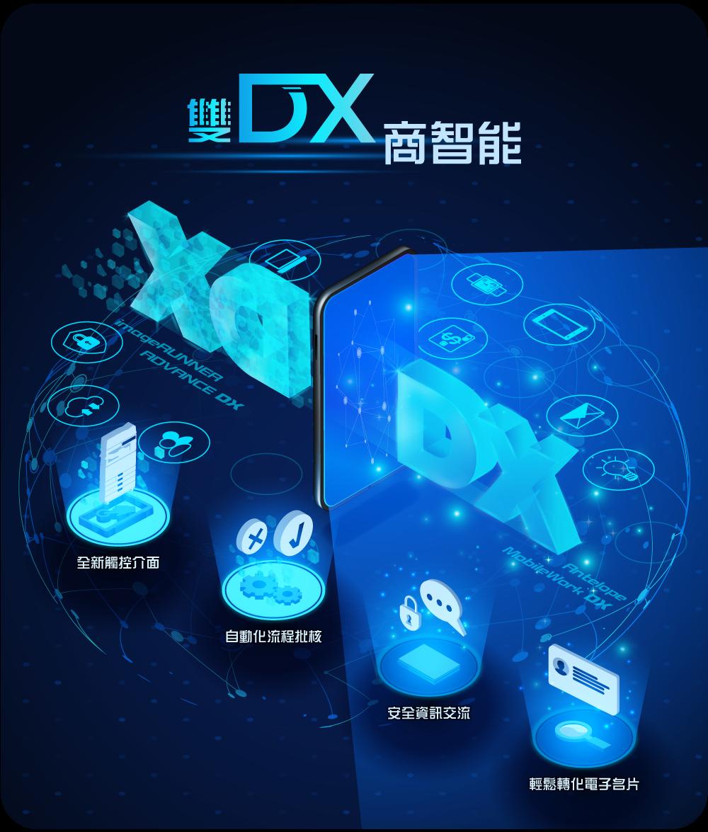 Twin DX TC