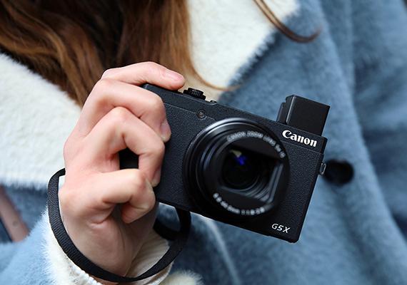PowerShot G5 X Mark II 強大都市隨拍口袋相機