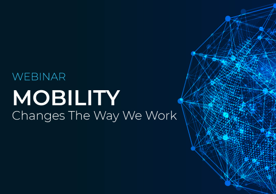 """Canon """"Mobility Changes The Way We Work"""" Webinar"""