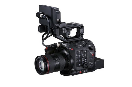 Canon Launches New EOS C300 Mark III Professional Interchangeable-Lens 4K Cinema Camera