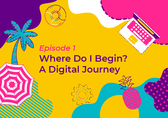 Where Do I Begin? A Digital Journey