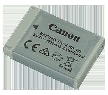 Battery Pack NB-13L