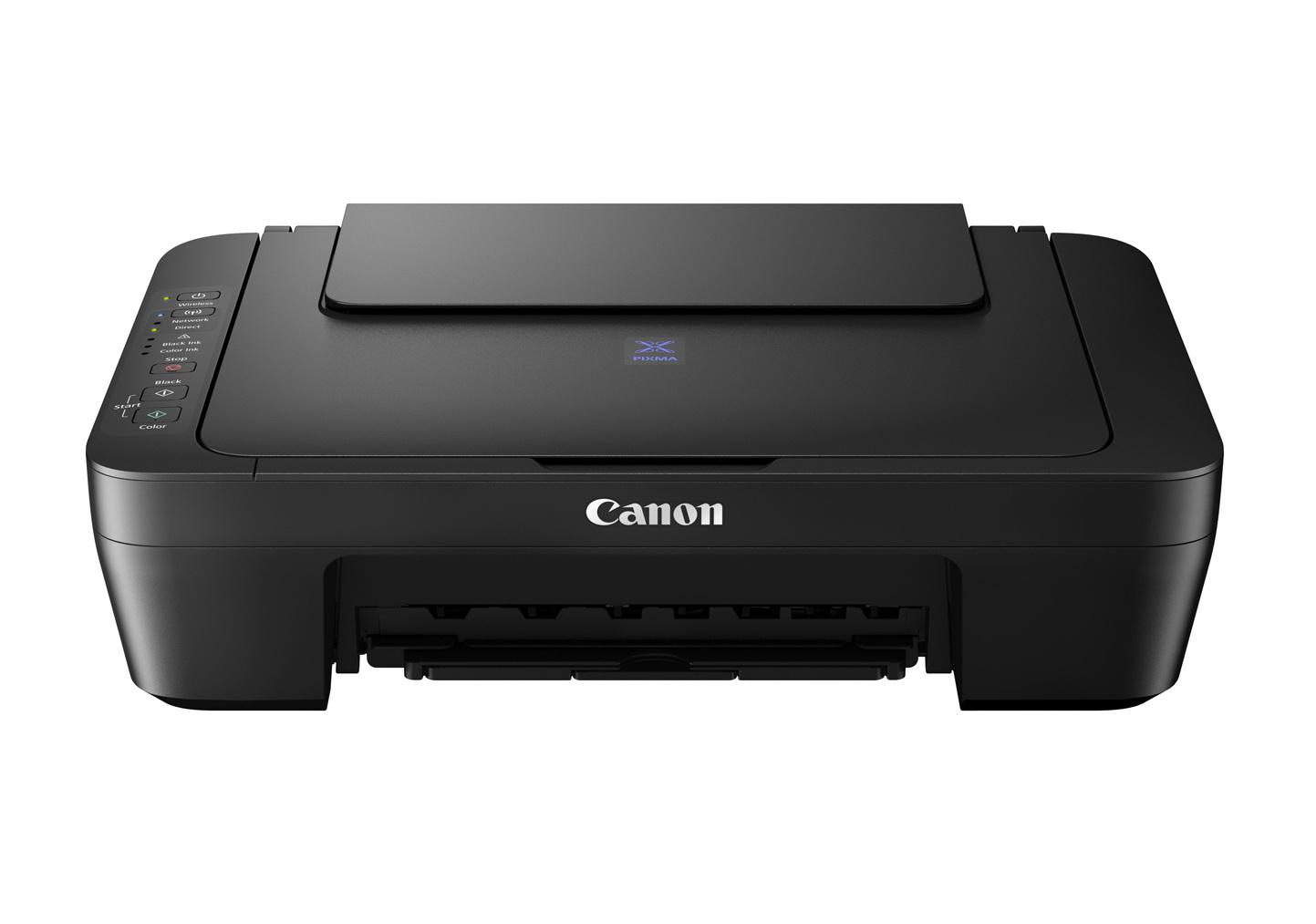 佳能推出全新多合一打印機PIXMA E470及專業簡報器PR500-R