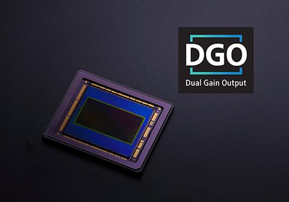 Sensor Dual Gain Output