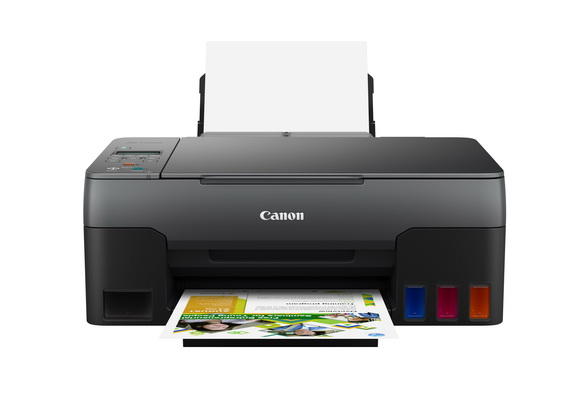 Canon New PIXMA G3020 Refillable Ink All-In-One Printer