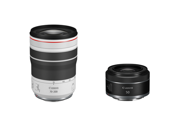 Canon Unveils RF 70-200mm f/4L IS USM, RF 50mm f/1.8 STM and New High Capacity Battery Pack for SELPHY Photo Printers