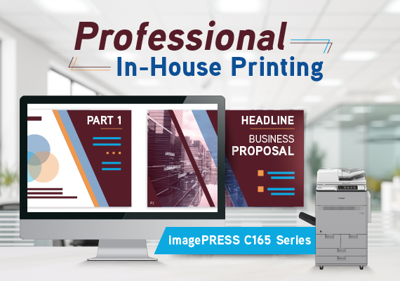 Professional In-House Printing