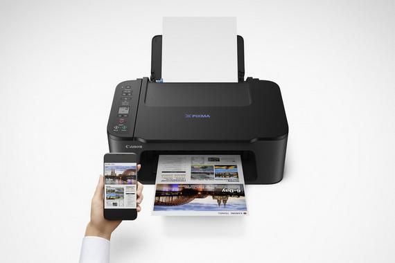 佳能推出全新多合一打印機PIXMA E3470