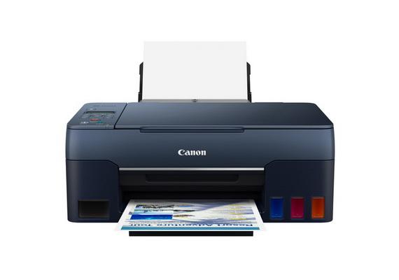 佳能全新加墨式多合一打印機PIXMA G3060