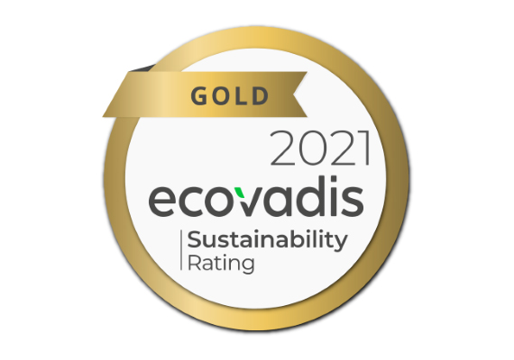 Canon's Sustainability Efforts Rewarded with Gold rating from EcoVadis