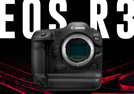 Canon Announces Development of EOS R3 - Full-frame Mirrorless Camera