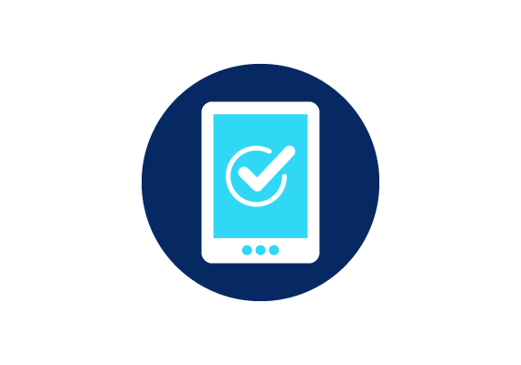 Scanning and MobileWork Promo Icon - Approval Icon