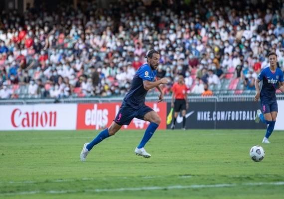 佳能香港連續17年成為香港超級聯賽足球隊 - 傑志的贊助商