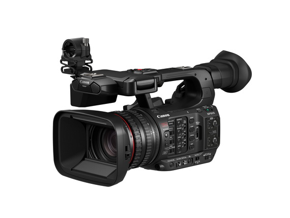 Canon Announces the Launch of the New Compact 4K Broadcast grade Camcorder XF605
