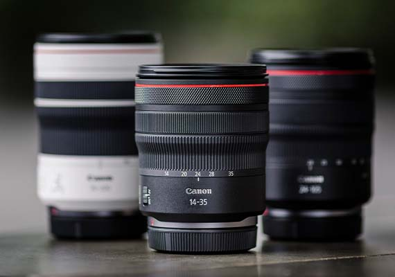 Canon RF 14-35mm f/4L IS USM - Available for Sale