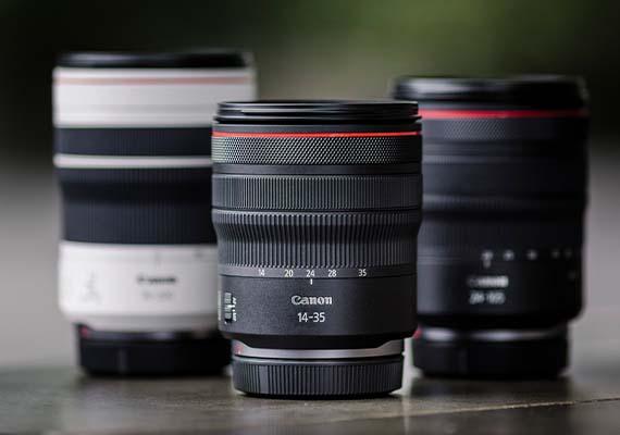 佳能全新專業輕巧超廣角變焦鏡頭RF 14-35mm f/4L IS USM正式發售