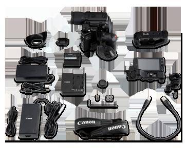 Cinema EOS Camcorders - EOS C200 - Canon HongKong